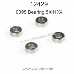 WLTOYS 12429 1/12 RC Car Parts, Bearing 0095
