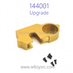 WLTOYS 144001 Upgrade Parts Cover for Big Gear Golden