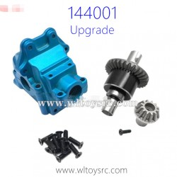 WLTOYS 144001 Upgrade Parts Differential Assembly with Gearbox