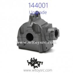 WLTOYS 144001 1/14 Upgrade Parts Differential Case Titanium
