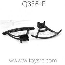 WL TECH XK Q838-E Drone Parts, Propellers Guards