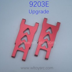 ENOZE 9203E 1/10 Upgrade Parts, Swing Arm Red color