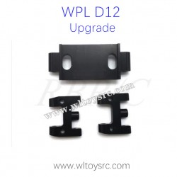 WPL D12 Upgrades Parts, Swing Arm Black
