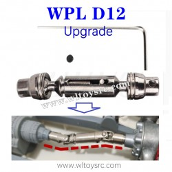 WPL D12 1/10 Upgrades Parts, Transmission Shaft Sliver