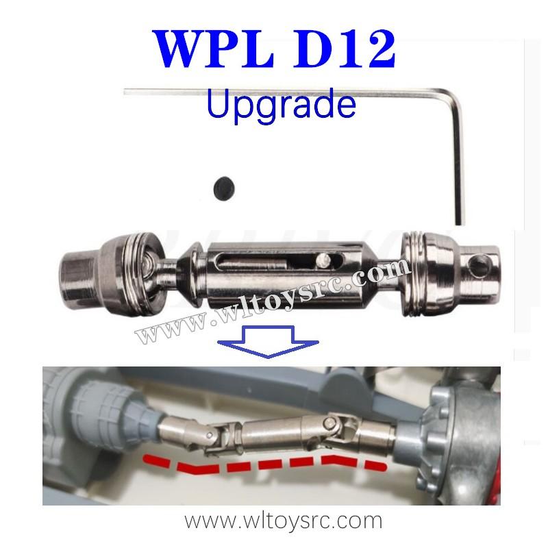 WPL D12 1/10 Upgrades Parts, Transmission Shaft Sliver
