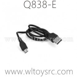WLTOYS Q838-E Drone Parts, USB Charger