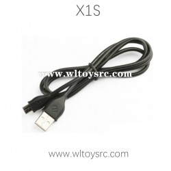 WLTOYS XK X1S 4K RC Drone Parts-USB Charger