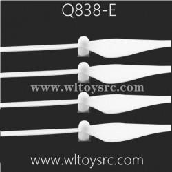WLTOYS Q838-E Drone Parts, Main Blades
