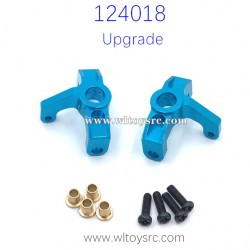 WLTOYS 124018 Upgrade parts Steering Cups with Coper 1295