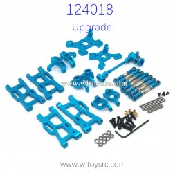 WLTOYS 124018 Upgrade parts List, Metal Spare Parts