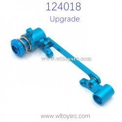 WLTOYS 124018 Upgrade parts List, Steering Set Aluminum Alloy