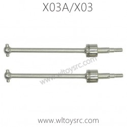 XLF X03A X03 RC Car Drive Shaft, Original parts