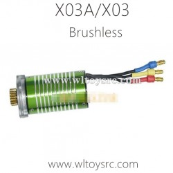 XLF X03A X03 RC Car Brushless Motor