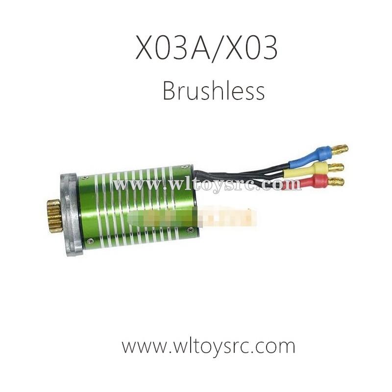 XLF X03A X03 RC Car Brushless Motor