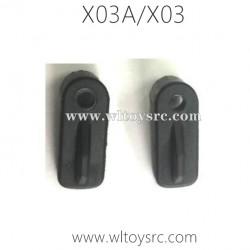 XLF X03A X03 RC Car Parts Lockpin C12030
