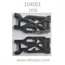 WLTOYS 104001 Parts Front Swing Arm Group