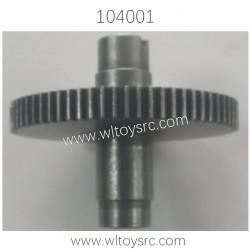 WLTOYS 104001 1/10 RC Car Parts Metal-Reduction-Gear 1874