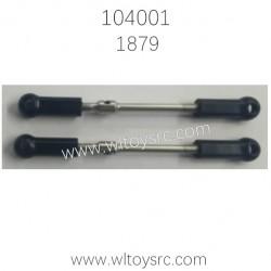 WLTOYS 104001 RC Car Parts Rear Tie Rod 1879