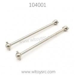 WLTOYS 104001 RC Car Parts Dog Bone 1921