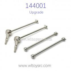 WLTOYS 144001 Upgrade Parts Bone Dog shaft Rear and Front