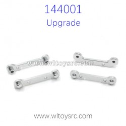 WLTOYS 144001 Upgrade Parts Reinforced connecting piece Grey
