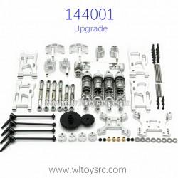 WLTOYS 144001 Metal Upgrade Parts Big Gear Bone Swing Arm