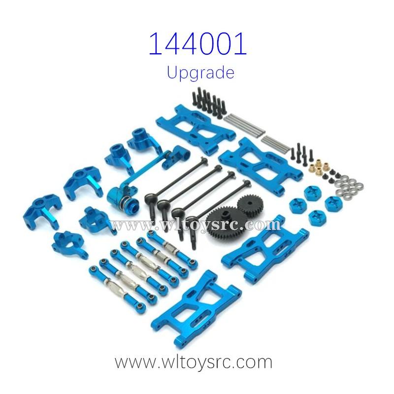 WLTOYS 144001 Metal Upgrade