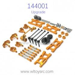 WLTOYS 144001 Metal Upgrade Parts