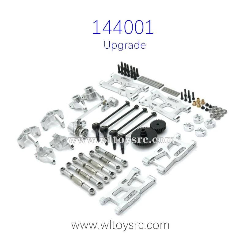 WLTOYS 144001 Metal Upgrades list