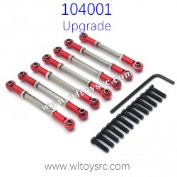 WLTOYS 104001 Upgrade Parts Connect Rod kit