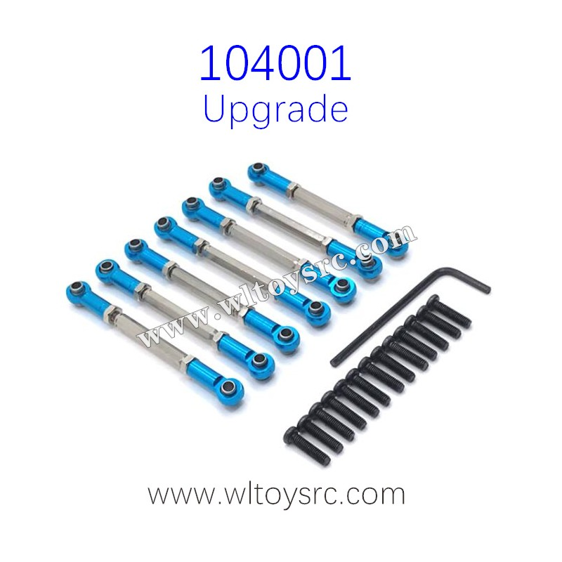 WLTOYS 104001 Upgrade Parts Connect Rod kit with Screws