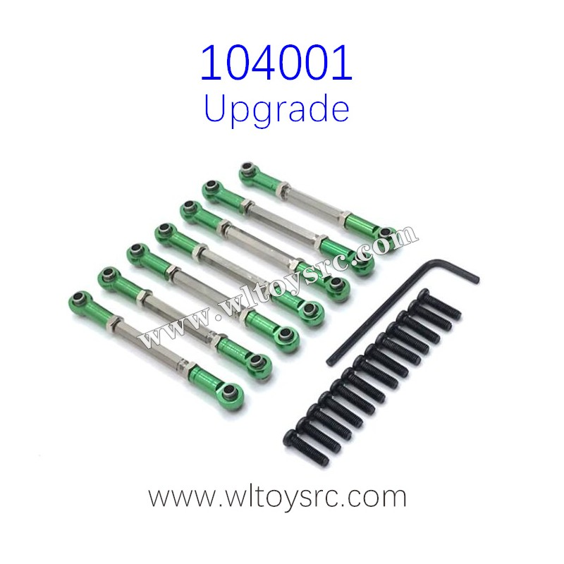 WLTOYS 104001 Upgrades Connect Rod kit with Screws