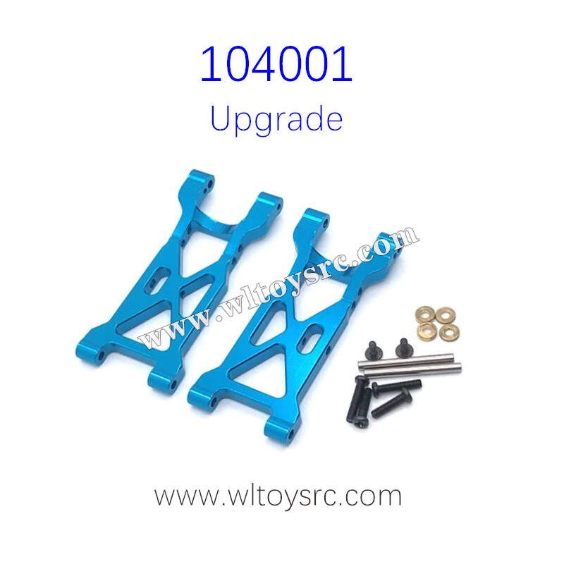 WLTOYS 104001 Upgrades Rear Swing Arm Metal Parts