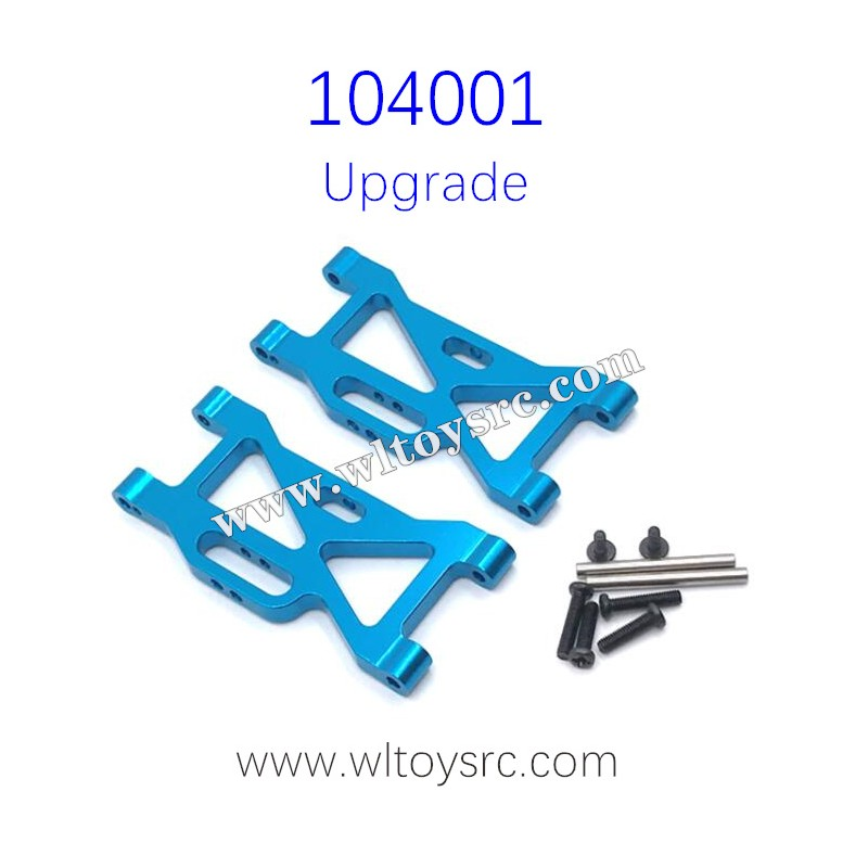 WLTOYS 104001 Upgrades Parts Front Swing Arm With Shaft