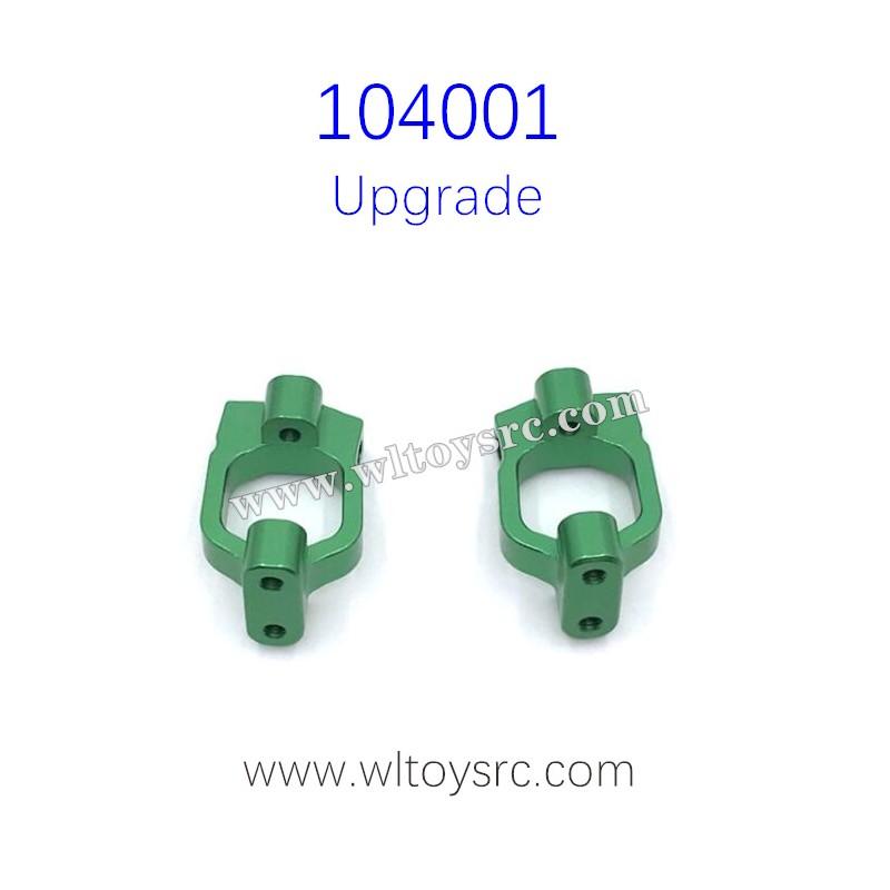 WLTOYS 104001 Upgrade Parts C-Type Seat Green