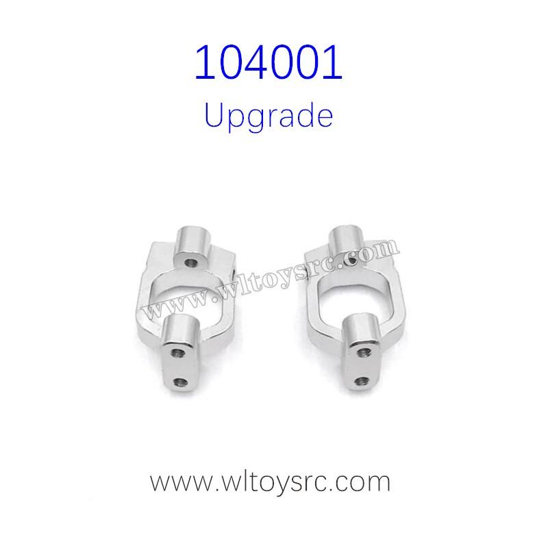 WLTOYS 104001 Upgrade Parts C-Type Seat Grey