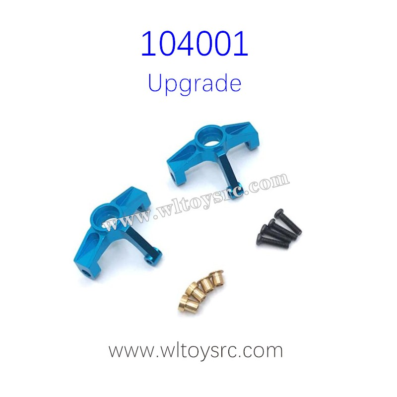 WLTOYS 104001 RC Car Upgrade Parts Steering Cups Aluminum