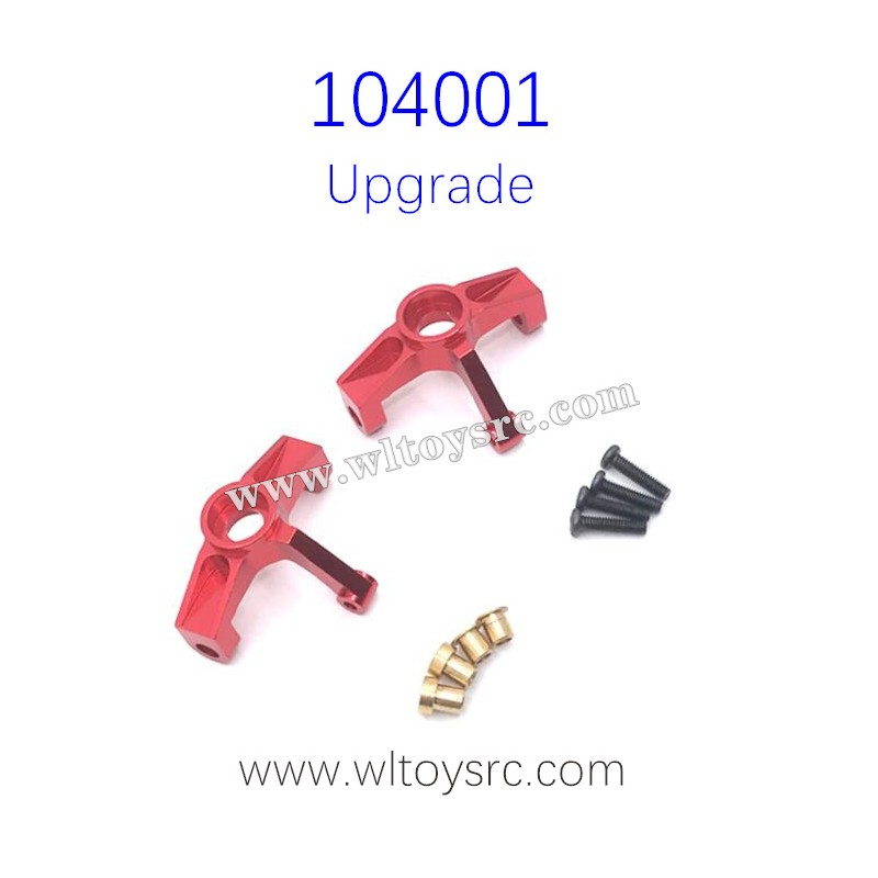 WLTOYS 104001 Upgrade Parts Steering Cups Metal