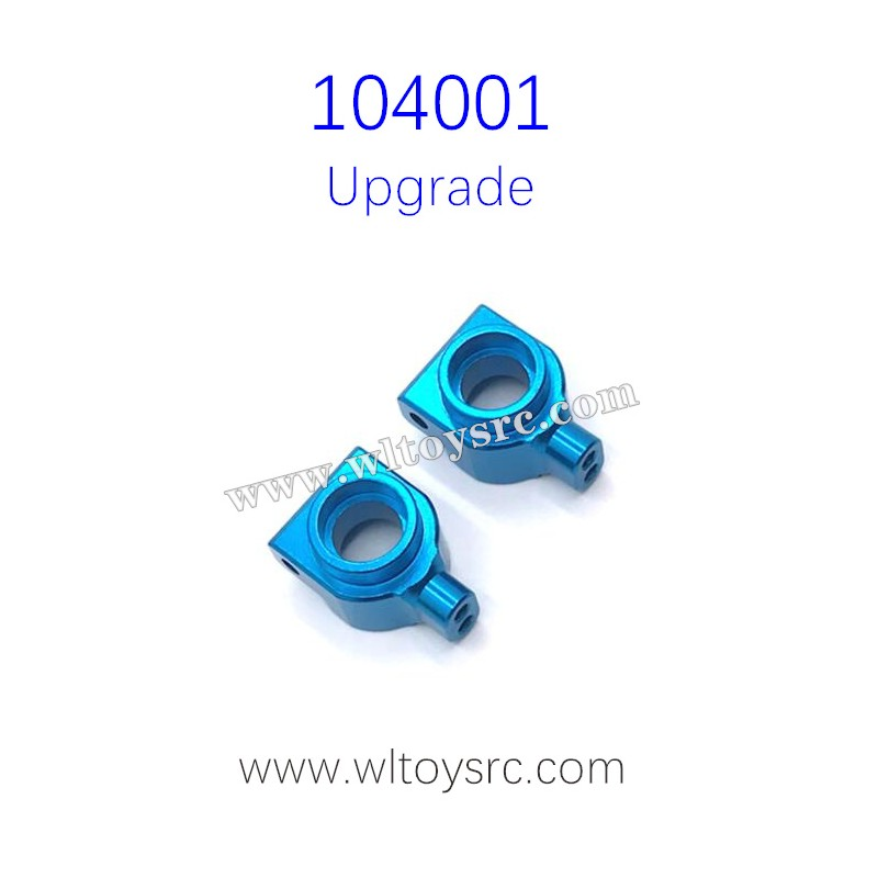 WLTOYS 104001 RC Buggy Upgrade Parts Rear Wheel Cups