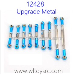 WLTOYS 12428 Upgrade Parts, Metal Connect Rod