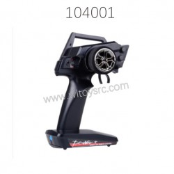1669 V2-144001 Transmitter Parts For WLTOYS 104001 RC Car