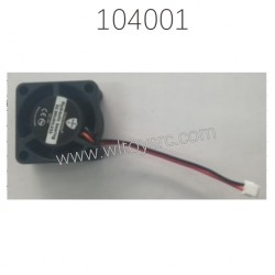 1919 Cooling Fan Parts For WLTOYS 104001 RC Car