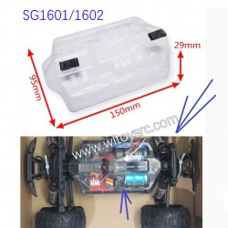 SG1601 SG1602 RC Car Upgrade Parts Dust Cover