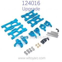 WLTOYS 124016 Upgrade Metal Parts