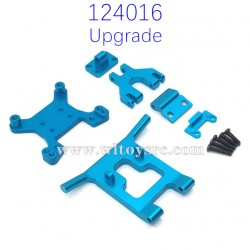 WLTOYS 124016 Upgrade Parts Front and Rear Shock Board kit