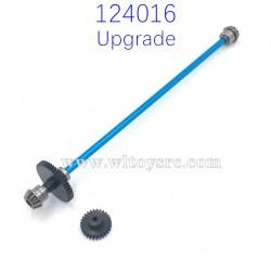 WLTOYS 124016 Upgrade PartsCentral Shaft and Big Gear