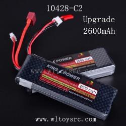 WLTOYS 10428-C2 Upgrade Battery