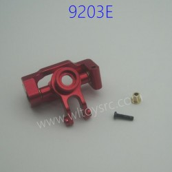 ENOZE 9203E Off-Road Upgrade Parts Front Steering Set Red