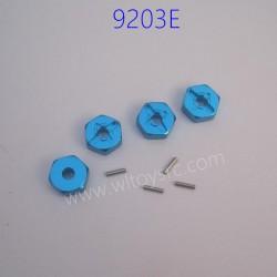 ENOZE Off-Road 9203E Upgrade Parts Hex Nuts
