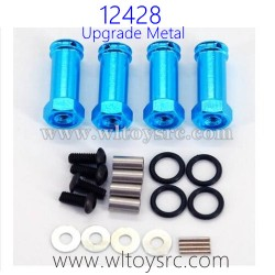 WLTOYS 12428 Upgrade Parts, Metal Extended adapter